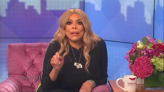 Wendy Williams show renewed but won't air new episodes until it's safe to film in the studio again