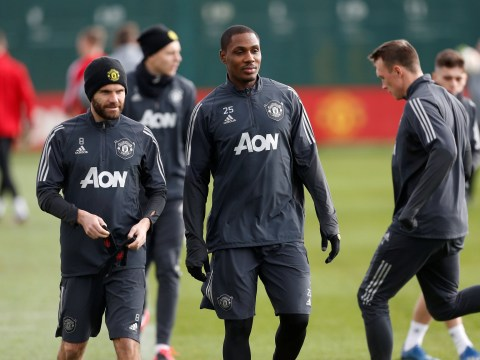 Paul Pogba and Anthony Martial miss Man Utd training ahead of Europa League match against LASK