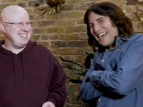 Great British Bake Off shares first look at Matt Lucas and Noel Fielding in action and they're clearly going to be brilliant