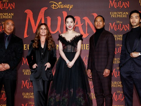 Disney's Mulan release date pushed back over coronavirus just as stars attend European premiere