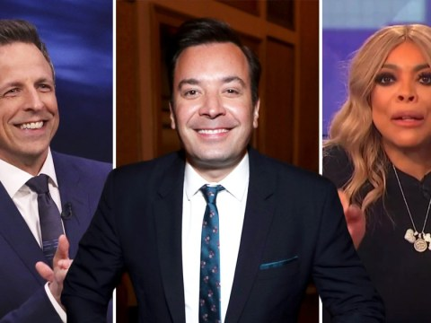 Jimmy Fallon, Wendy Williams, Seth Meyers shut down production of their chat shows down 'indefinitely' over coronavirus fears