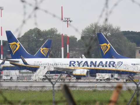 Ryanair cancels 80% of flights as coronavirus hits airlines