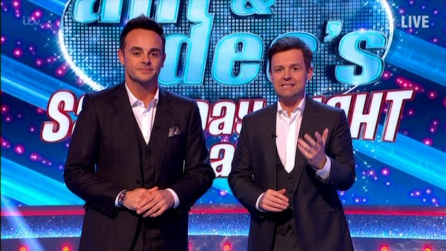 Ant and Dec to give away more 'place on the plane' tickets after final cancelled