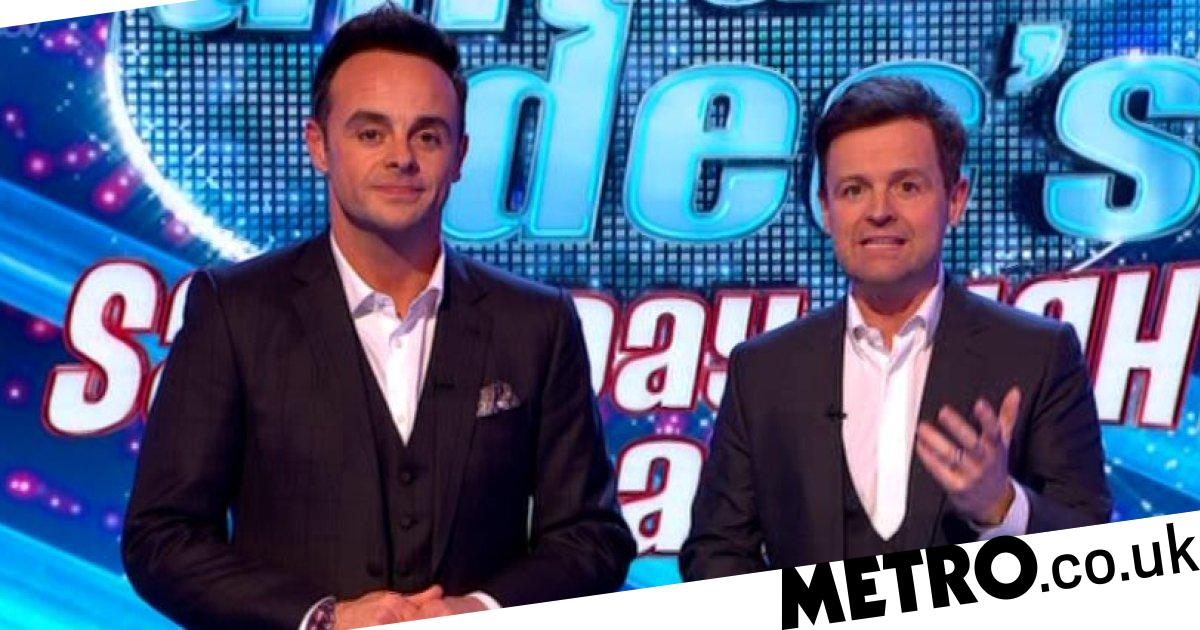 Ant and Dec urge SNT fans to get involved from home amid coronavirus fears