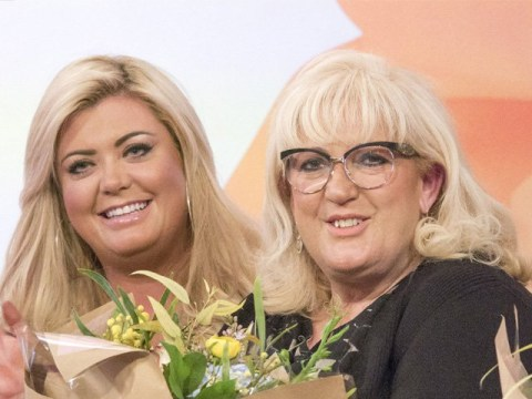 Gemma Collins reveals mum Joan has pneumonia and thanks NHS nurses for helping her get back 'on the mend'