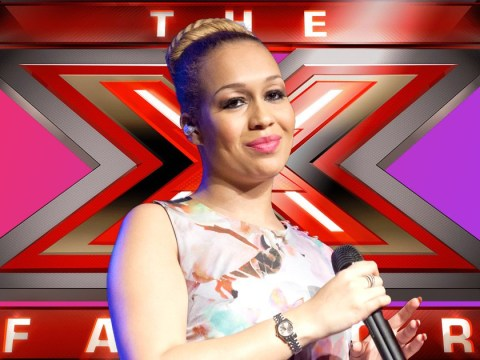 Rebecca Ferguson struggles to watch X Factor audition: 'It makes me really sad'
