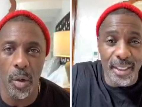 Idris Elba 'worried' as he shares update on coronavirus diagnosis