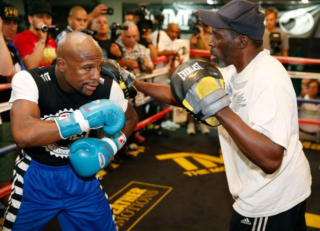Floyd Mayweather has spoken out after his uncle Roger Mayweather died on Tuesday