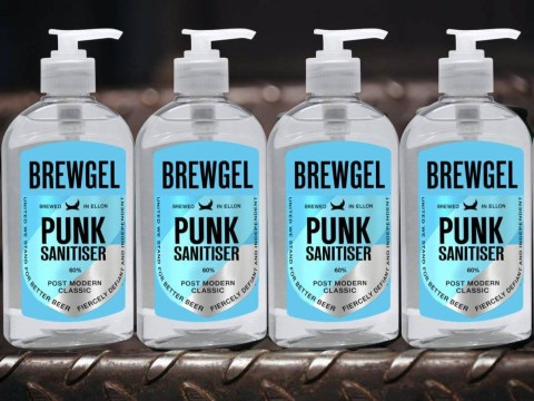 Gin and beer firms start making hand sanitiser
