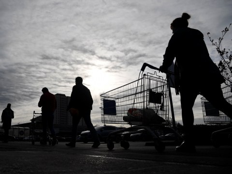 This is what it's like to work in a supermarket four weeks into lockdown