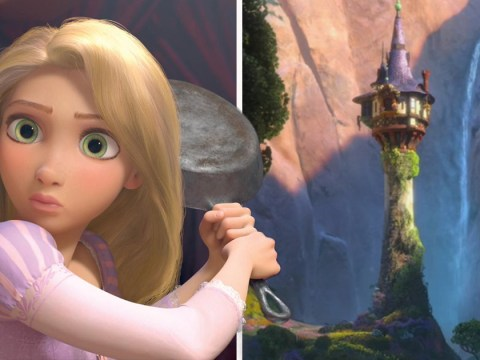 Did Disney predict coronavirus? Fans lose it as they realise Tangled locks Rapunzel in a tower away from the village of Corona…