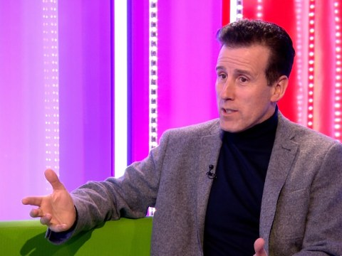 Strictly's Anton Du Beke admits self-isolating with family is 'silver lining' amid coronavirus outbreak