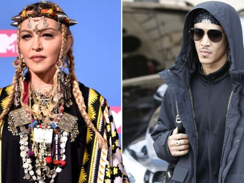 Madonna 'to collaborate with boyfriend Ahlamalik Williams on hip hop track'