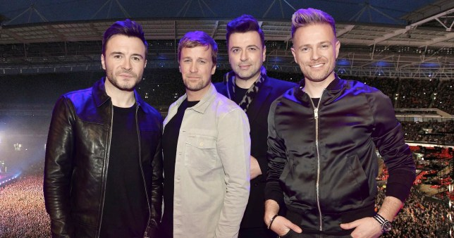Westlife comeback party cancelled