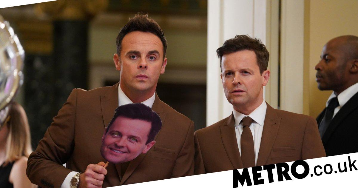 Ofcom assessing Saturday Night Takeaway complaints after infecting humans joke