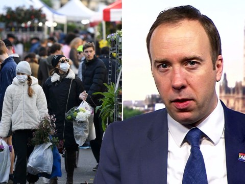 Government will get tough on people ignoring coronavirus social distancing