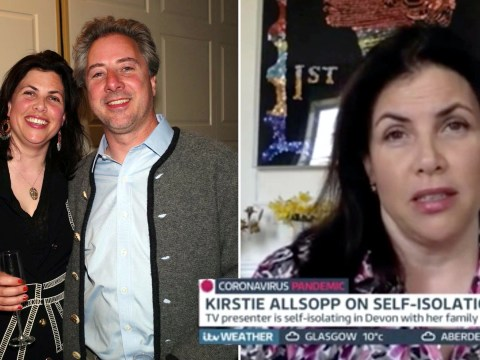 Kirstie Allsopp 'sure' she's had coronavirus after husband tests positive – her warning signs