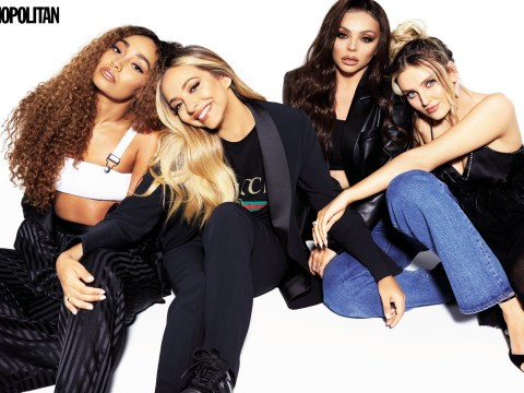 Little Mix open up about comparing bodies as they talk wanting nose and boob jobs