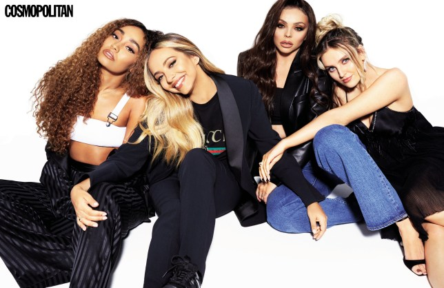 Little Mix for Cosmopolitan