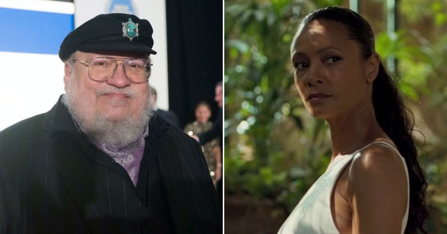 Game of Thrones and Westworld crossover was George RR Martin's idea