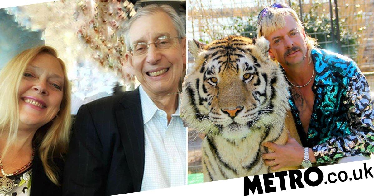 Netflix's Tiger King slammed by Carole Baskin for