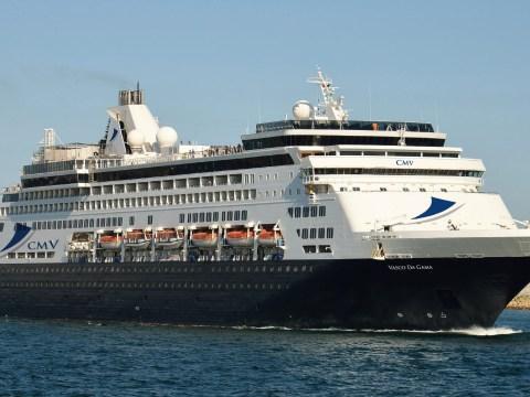 Brits among 950 passengers stuck on quarantine cruise ship in Australia