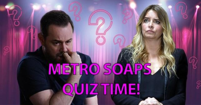 Metro soaps quiz facebook 2
