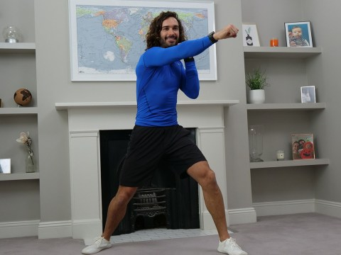 Is Joe Wicks' PE session on today or is he taking a break for Good Friday?