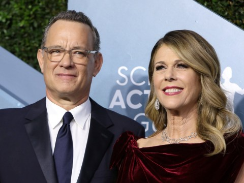 Tom Hanks and wife Rita Wilson donate blood to help find Coronavirus cure