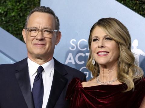 Tom Hanks issues optimistic update as he and wife Rita Wilson return to LA after coronavirus battle