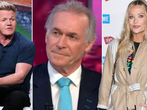 Dr. Hilary Jones, Laura Whitmore and Gordon Ramsay lead mental health campaign to get Britain talking during self-isolation