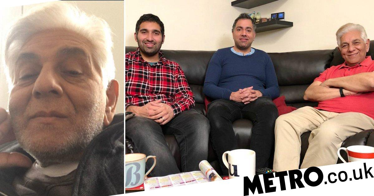 Gogglebox star 'under the weather' as fans worry after he's missing from show