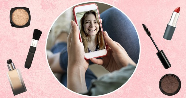 Makeup and lighting tips to look great on Zoom and Houseparty