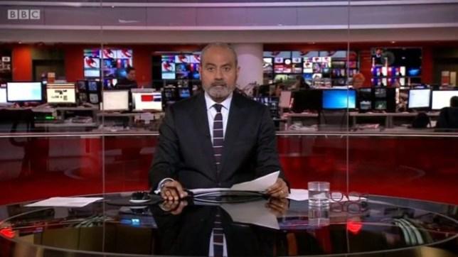 George Alagiah BBC