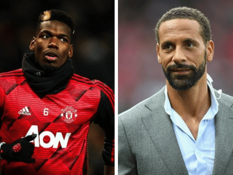Rio Ferdinand names the player Manchester United should sign to replace Paul Pogba
