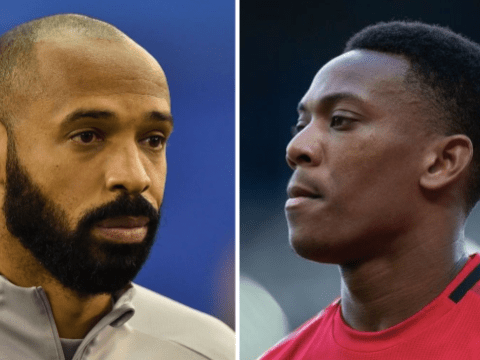 Lee Dixon reveals what Thierry Henry told him about Manchester United star Anthony Martial