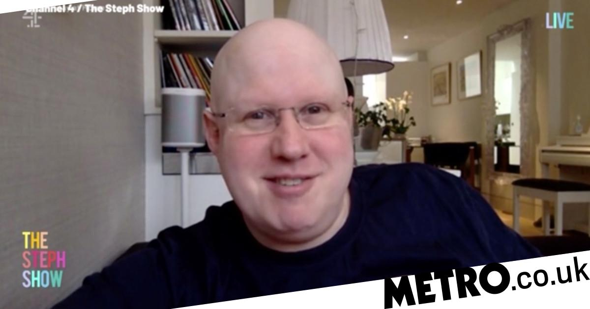 Matt Lucas raises £500k for NHS covid-10 staff with help of Baked Potato song