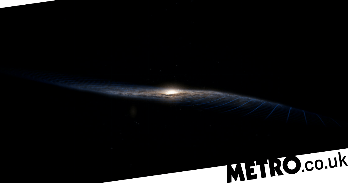 The Milky Way is colliding with a mysterious nearby galaxy, astronomers reveal