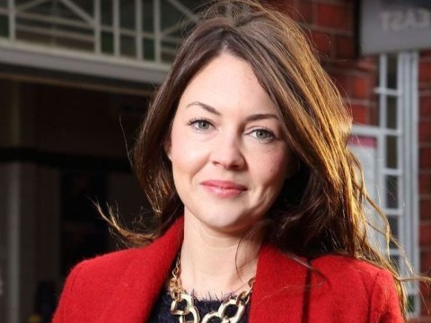 EastEnders star Lacey Turner's husband Matt Kay builds her a fake Queen Vic for her birthday