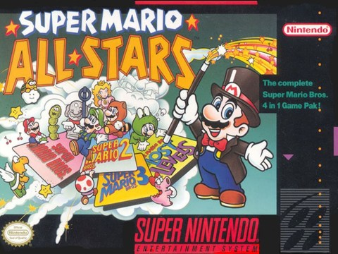 Super Mario All-Stars 2 is new 3D Super Mario remaster collection for Nintendo Switch claim rumours