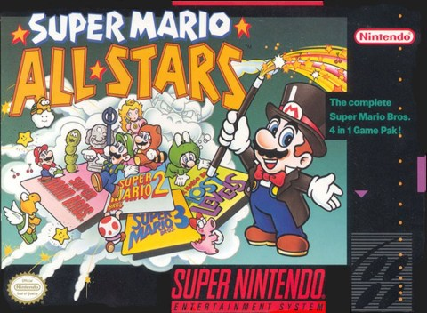 Super Mario All Stars 2 Is New Remaster Collection For Nintendo Switch Metro News