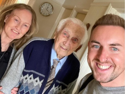 Tesco worker delivers food to 99-year-old veteran left with nothing after panic-buyers sweep shelves