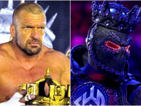 Triple H mocks Deontay Wilder's costume excuse after Tyson Fury loss