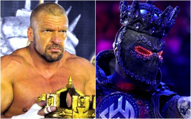Triple H has used Deontay Wilder's excuse for his defeat at WrestleMania 30