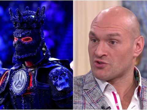 Tyson Fury explains why Deontay Wilder's costume excuse could be true