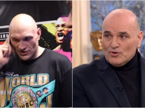 What Tyson Fury's dad told him during emotional phone call after Deontay Wilder victory