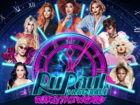 RuPaul's Drag Race Werq the World tour to hit Wembley Arena on UK tour