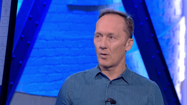 Lee Dixon has had his say on Arsenal's 'Invincibles' (Picture: DAZN)
