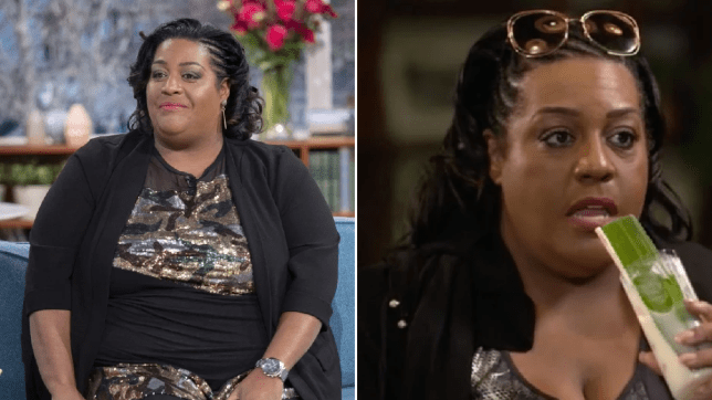 Alison Hammond Celebs Go Dating