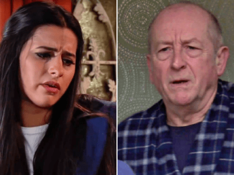 Coronation Street spoilers: Geoff Metcalfe's abuse exposed tonight as Alya Nazir makes a shocking discovery?
